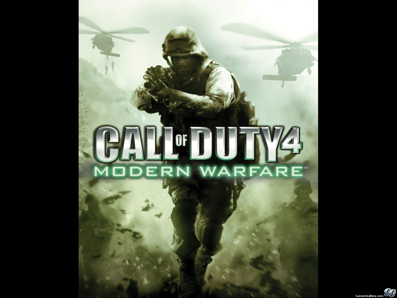 Call of Duty 4 Modern Warfare Free Key Giveaway.